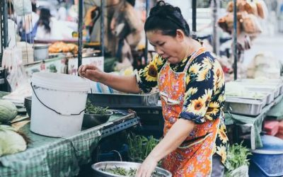 How to say Aunt in Thai Language