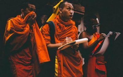 How to talk to Monks in Thai | Monk Specific vocabulary