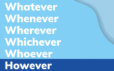 whoever-whenever, wherever, whatever, whichever, however in Thai