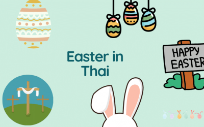 How to say Happy Easter in Thai