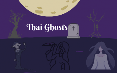 Thai Ghosts 👻| Learn about the most popular ghosts in Thailand