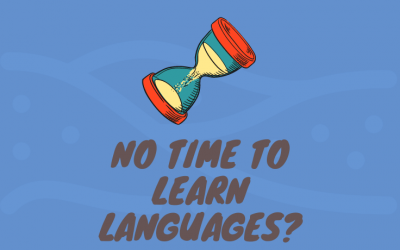 How to find time to study a language?