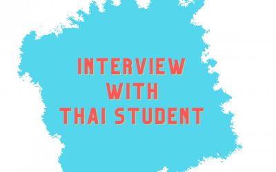 Interview with a foreigner who learned to speak fluent Thai