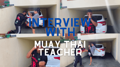 How my Brazilian Muay Thai teacher inspired me to be a better language learner